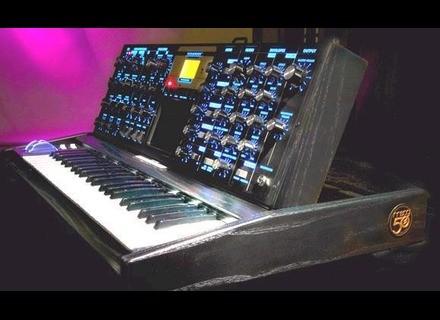 Moog Music Minimoog Voyager Anniversary 50th