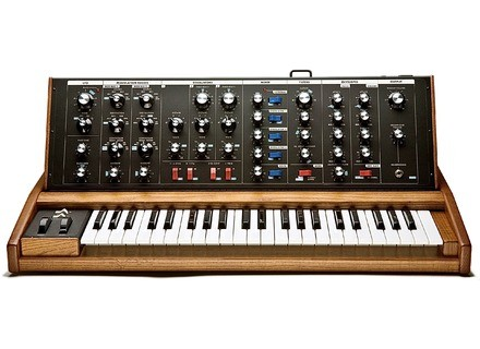 Moog Music Minimoog Voyager Old School
