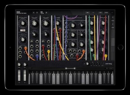 Moog Music Model 15 App