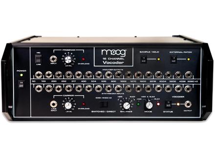 Moog Music Vocoder
