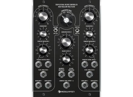 Moon Modular 517 Dual High/Low Pass Filter