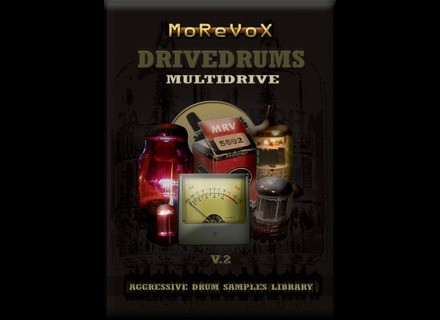 Morevox Drivedrums V2 Multidrive