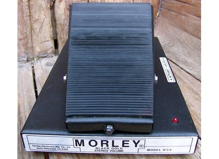 Morley Black Gold Stereo Volume