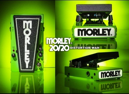 Morley Distortion Wah