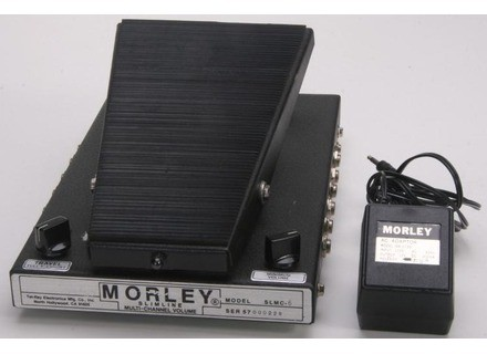Morley Slimeline 6 Multi-Channel Volume