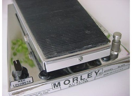 Morley Slimline Wah Volume
