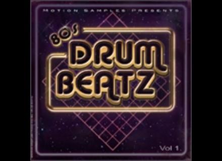 Motion Samples 80's Drum Beatz