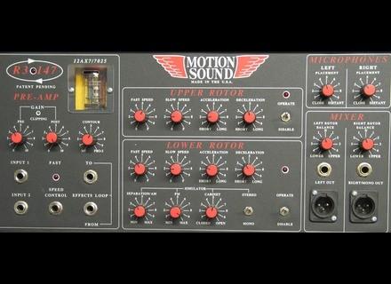 Motion Sound R3 147