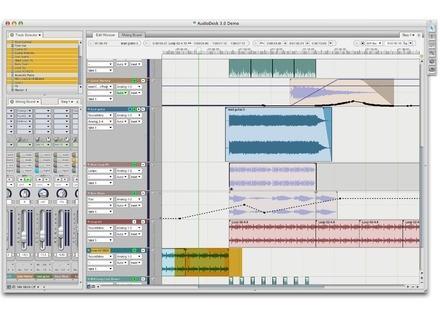 MOTU Audiodesk 3.2