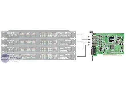 MOTU PCI 424
