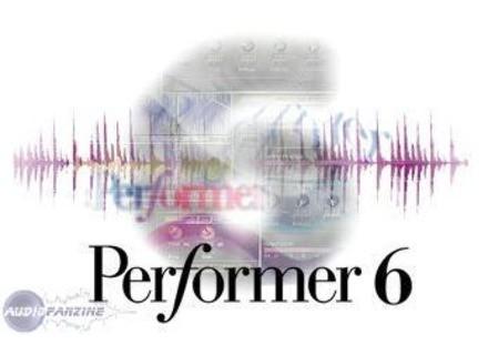 MOTU Performer 6.X