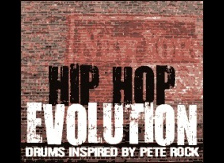 MPC-Samples Hip Hop Evolution
