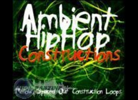 MPC Sounds Ambient Hip Hop Constructions