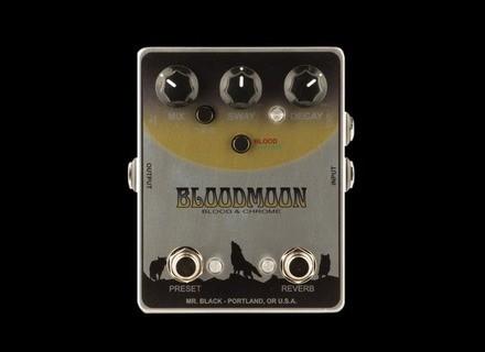 Mr. Black BloodMoon Blood & Chrome - Wolfman Special