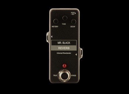 Mr. Black Mini Reverb Universal Reverberator