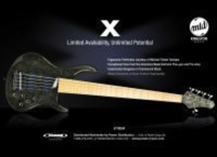 "MTD (Michael Tobias Design) Kingston Z ""X"" Limited Edition"