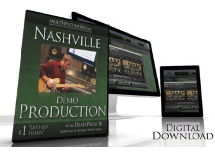 Multi-Platinum Nashville Demo Production Vol. 1