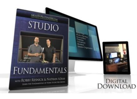 Multi-Platinum Studio Fundamentals