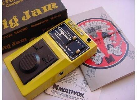 Multivox SE-3 Big Jam Compressor