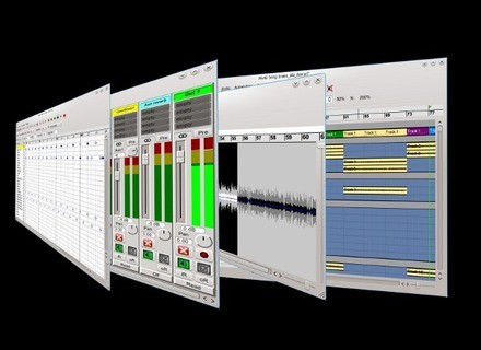 MusE Audio MusE 2.0