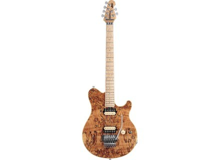 Music Man Axis Spalted Maple