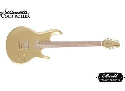 Music Man BFR Silhouette Gold Roller