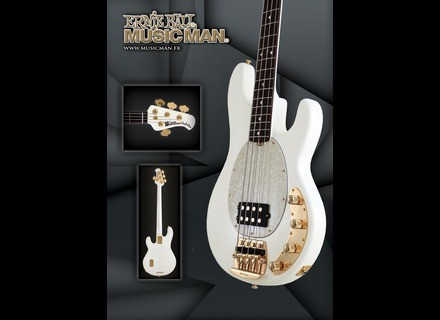 Music Man StingRay 4 Ltd 2011