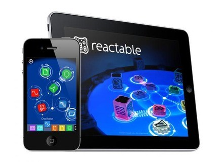 Music Technology Group Reactable Mobile