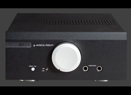 Musical Fidelity M1HPA