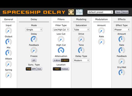 Musicalentropy Spaceship Delay