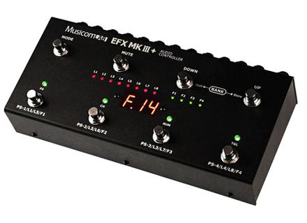 Musicom Lab EFX MKIII+