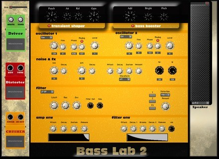 Musicrow Bass Lab 2