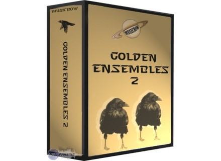 Musicrow Golden Ensembles 2 for Reaktor