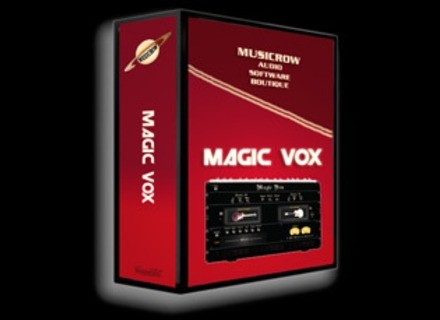 Musicrow Magic Vox