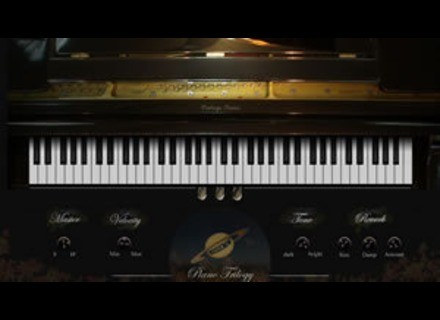 Musicrow Piano Trilogy