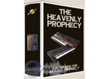 Musicrow The Heavenly Prophecy