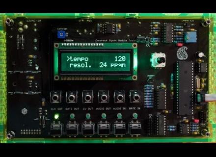 Mutable Instruments Module tester