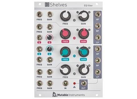 Mutable Instruments Shelves 2015