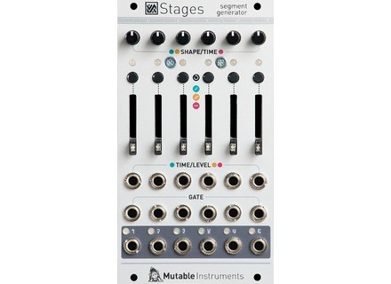 Mutable Instruments Stages Segment generator