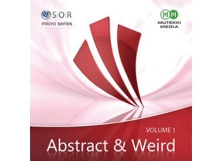 Mutekki Media Abstract & Weird - Sor Micro Series Vol.2