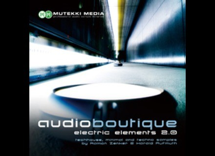 Mutekki Media Audio Boutique 2.0