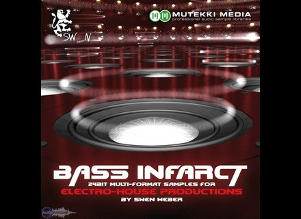 Mutekki Media Bass Infarct