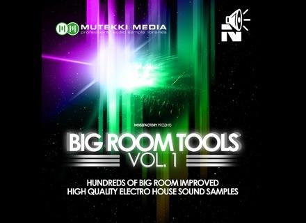 Mutekki Media Big Room Tools Vol.1