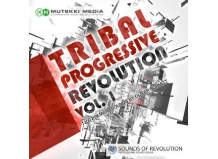 Mutekki Media Tribal Progressive Revolution Vol.1