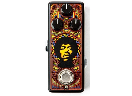 MXR JHW4 Authentic Hendrix '69 Psych Band of Gypsys Fuzz