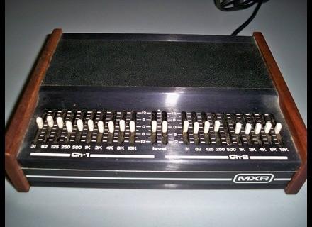 MXR M-114 Stereo 10-Band EQ