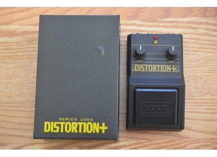 MXR M-204 Distortion+