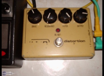 MXR M142 Distortion II Vintage