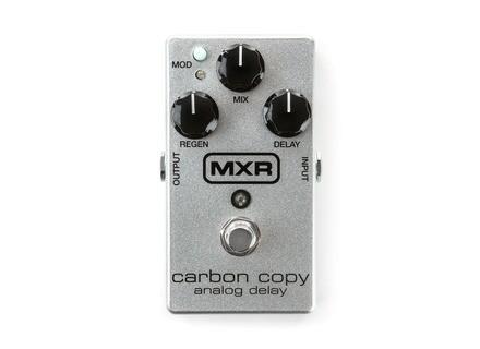 MXR M169A Carbon Copy Analog Delay 10th Anniversary Edition
