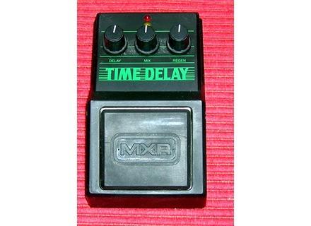MXR M206 Time Delay